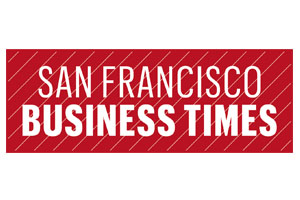 logo for san francisco business times